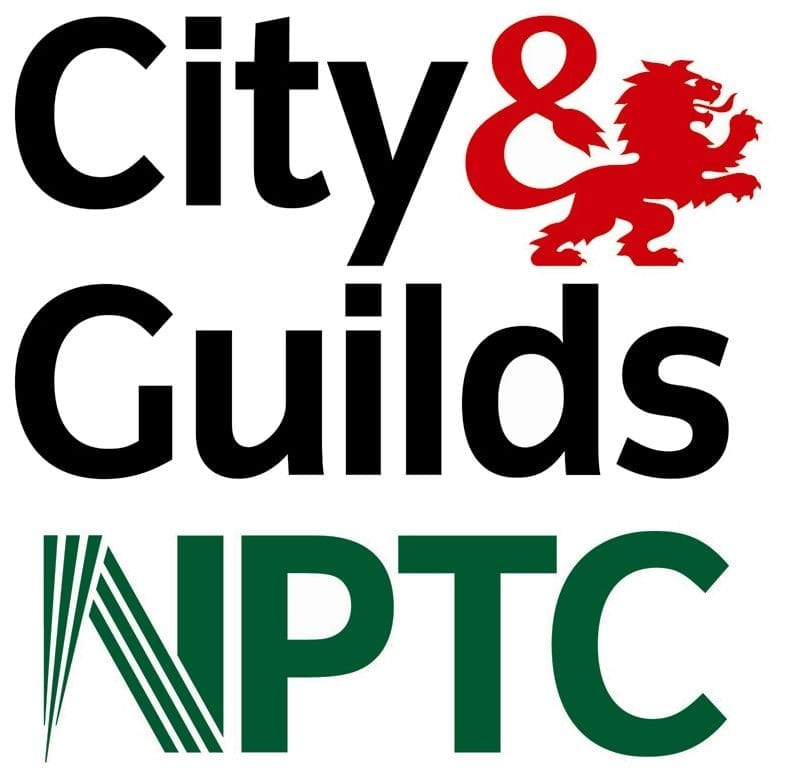 City and Guilds NPTC Logo